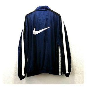 Nike Men's Vintage Wind Breaker Jacket XXL
